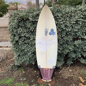 """5'8"""" Surfboard Fish Quad for Sale in Encinitas, CA"""