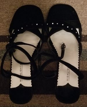 Womens Highlights Dress Shoes size 9w for Sale in Bonney Lake, WA