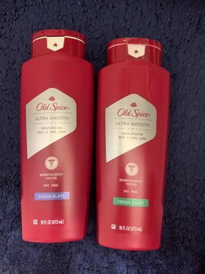 old spice ultra smooth for Sale in Irvine, CA