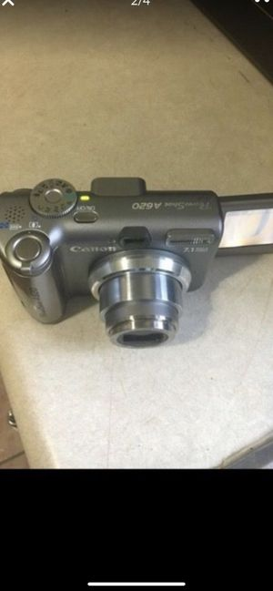 CANON DIGITAL CAMERA 📷LIKE NEW for Sale in Plainfield, IL