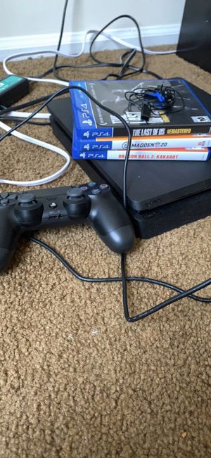 PS4 for Sale in Manassas, VA
