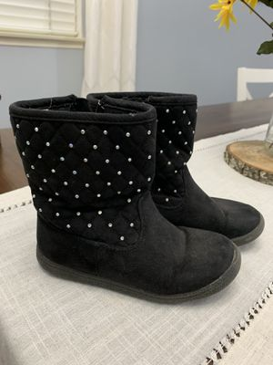 Girl size 11 boots for Sale in Temecula, CA