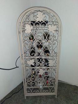 Vintage wine rack for Sale in Dunedin,  FL