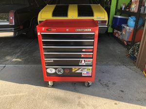 Craftsman tool chest for Sale in Cheyenne, WY