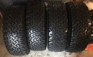 Bfgoodrich KO tires for Sale in Seattle, WA