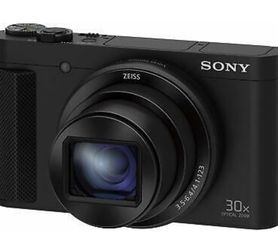 Sony Cyber-shot DSC-HX80 18.2 MP Digital Camera Bundle Black Extra Battery for Sale in Brooklyn,  NY