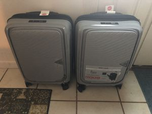 2 luggage 20inch NEW PRICE FIRM for Sale in Rockville, MD