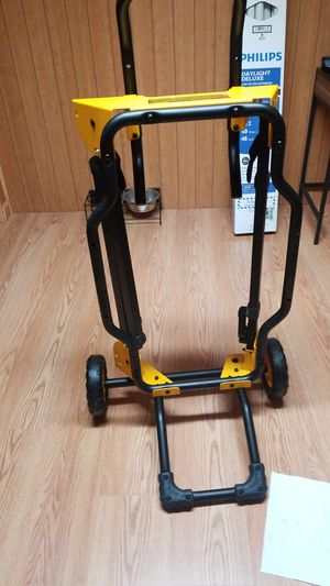 Dewalt stand for table saw for Sale in Chicago, IL