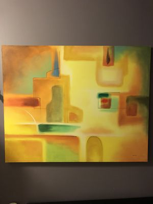 Abstract Art Work for Sale in Chicago, IL