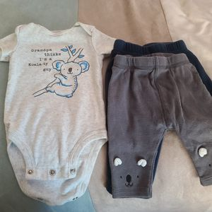 Baby Boy Onesies And Pants for Sale in Chula Vista, CA