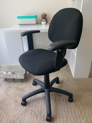 Desk/ Task Chair with Adjustable Arms for Sale in Philadelphia, PA