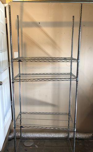 metal rack for Sale in San Jose, CA