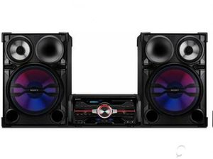 Sony mini hifi home stereo 22000 watts for Sale in Wichita, KS