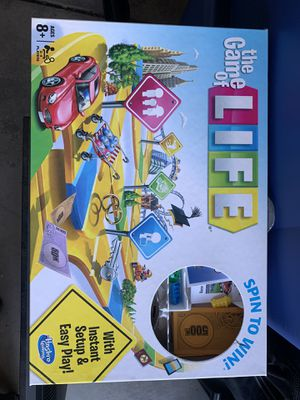 The Game of Life for Sale in Rocklin, CA
