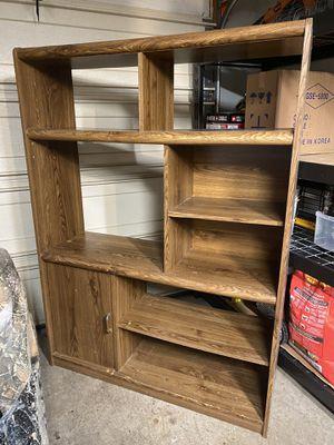 Old TV Stand - Garage Storage Shelf for Sale in Centreville, VA