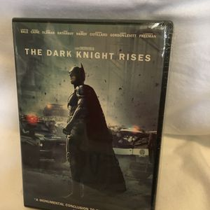 "DVD ""Dark Knight Rises"" for Sale in Norfolk, VA"