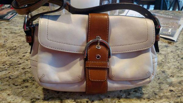 Authentic White Coach Hobo bag