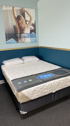 Simon 12 '' Cooling Gel Memory Foam Mattress FINANCE NO CREDIT NEEDED N4GK for Sale in Irving, TX