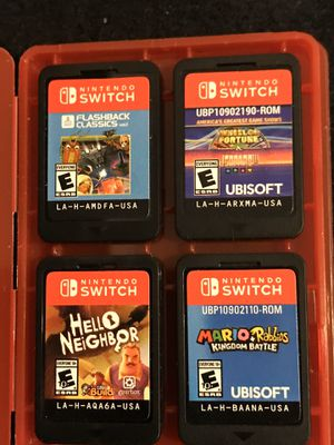 Nintendo Switch Games for Sale in Phoenix, AZ