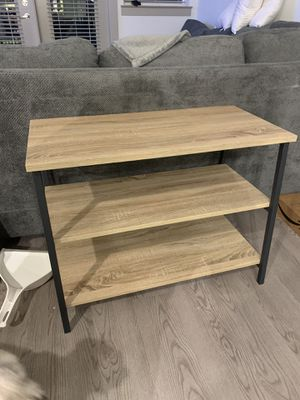 TV stand and side table for Sale in Houston, TX