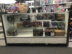 Two Retail Display glass cases for sale for Sale in Monterey Park, CA