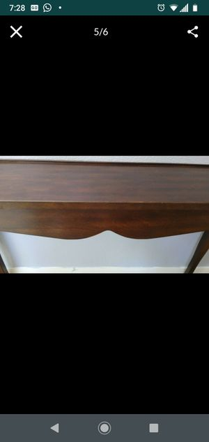 Console table for Sale in Tracy, CA