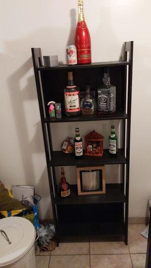 5 shelf wall unit for Sale in Los Angeles, CA