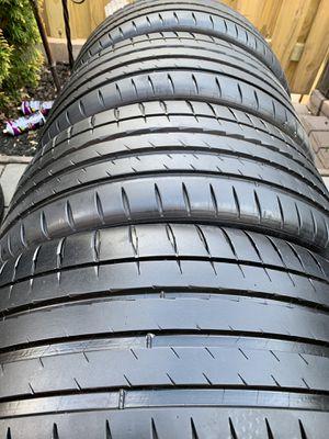 235 35 20 Michelin pilot sport 4s tires for Sale in Manassas, VA