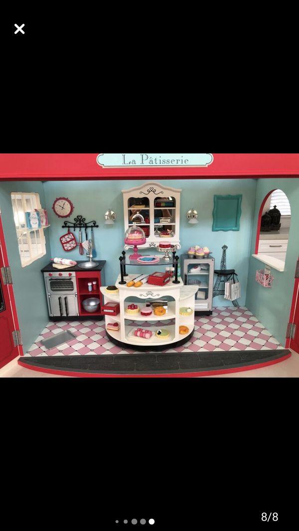 American Girl Doll Bakery Shop
