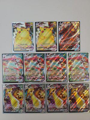 Pokemon Vmax, Pokemon Vivid Voltage for Sale in Everett, WA
