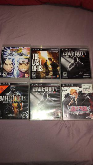 PS3 Games for Sale in Miami, FL