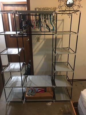 Closet organizer for Sale in Hesperia, CA