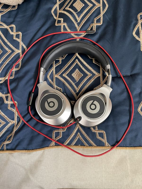 Beats By Dr. Dre Executive Over the Ear Headphones Wired