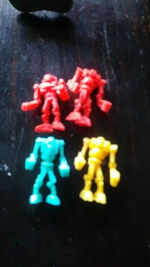 Little robot toys for Sale in Garden Grove, CA
