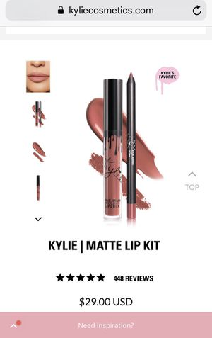 Kylie Jenner Lipkit (Matte Lipstick & Lipliner) for Sale in Chicago, IL