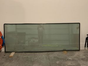 85in tinted glass panel for Sale in Apopka, FL