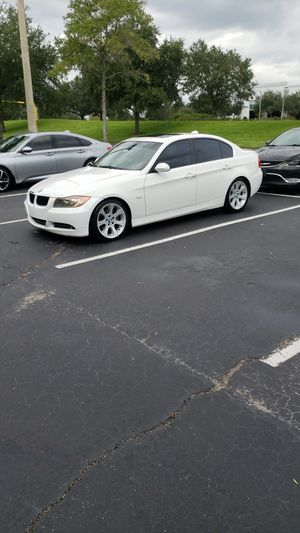 2006 bmw 330i sport package for Sale in St. Cloud, FL