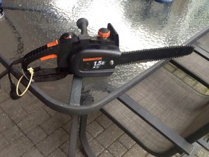 Remington electric chainsaw for Sale in Renton, WA