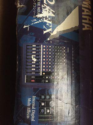 Yamaha mixer for Sale in Detroit, MI