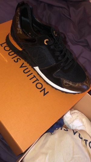 Louis Vuitton run away sneakers 34-41 for Sale in Silver Spring, MD