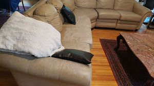 6-7 seater couch for Sale in Deal, NJ