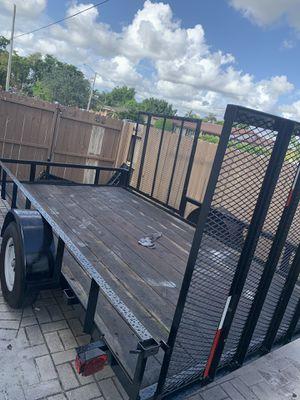 Atv/ Utility trailer for Sale in Miami, FL
