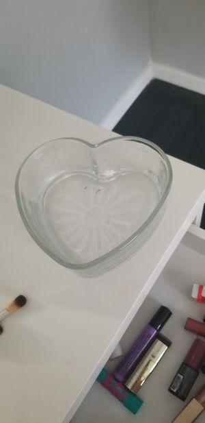 Heart shape vase for Sale in Pasadena, TX