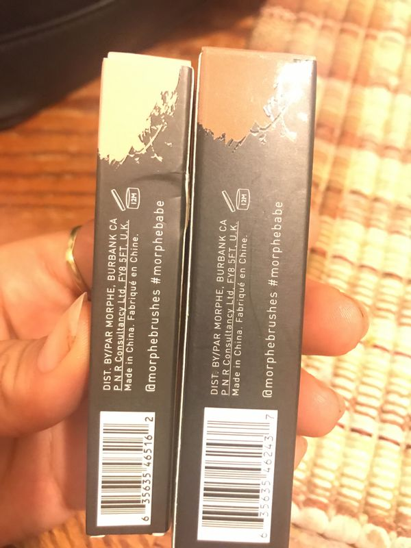 Morphe concealer for Sale in Lynwood, CA - OfferUp