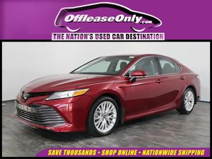 2018 Toyota Camry for Sale in North Lauderdale, FL