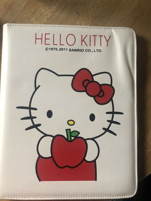 Hello kitty iPad 2 case for Sale in Sterling, VA