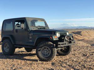 1999 Jeep Wrangler, Sahara for Sale in Fresno, CA