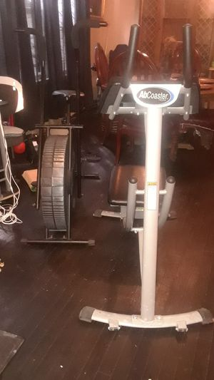abcoaster and bike for Sale in Chicago, IL