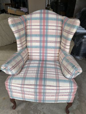Wingback Chair for Sale in Herndon, VA