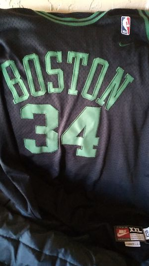 Paul Pierce Boston celtics jersey for Sale in Frederick, OK